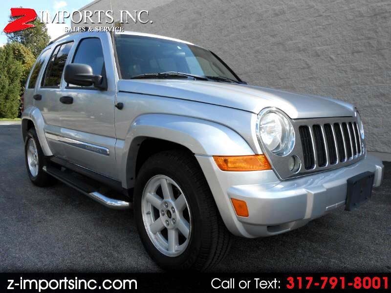 2006 Jeep Liberty 4dr Limited