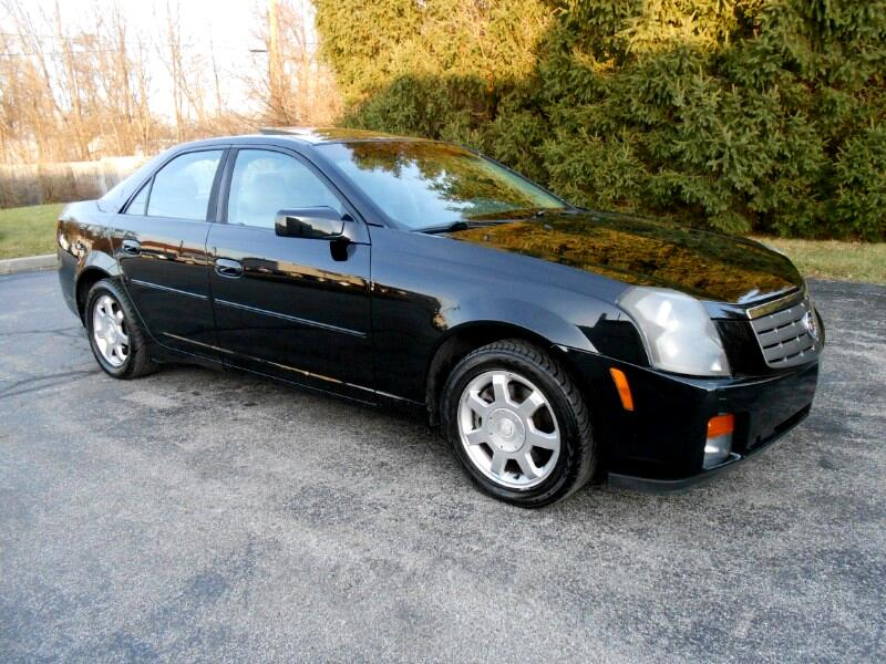 Used 2003 Cadillac Cts For Sale In Indianapolis In 46227 Z Imports