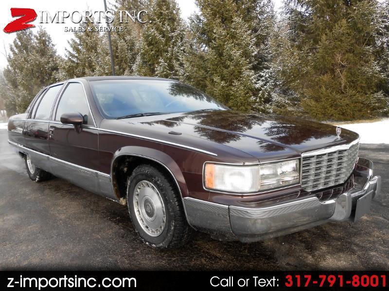 1993 Cadillac Fleetwood Sedan
