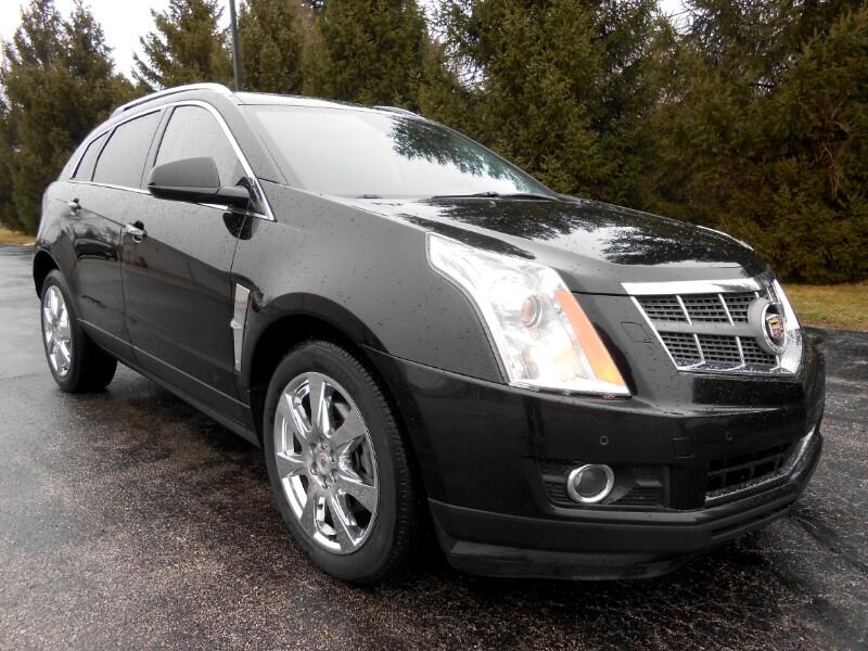 2010 Cadillac SRX Performance Collection AWD
