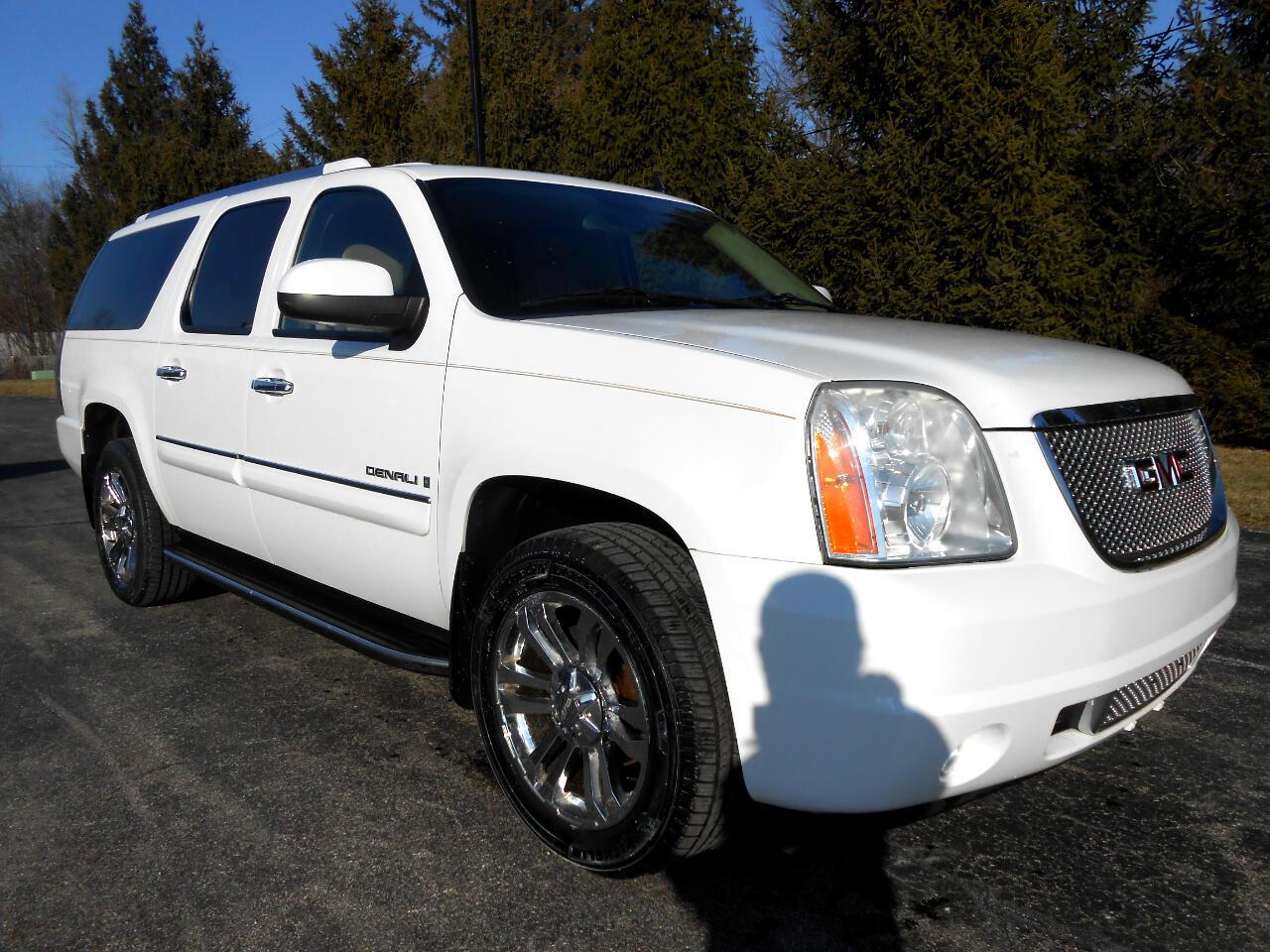 2008 GMC Yukon Denali XL AWD