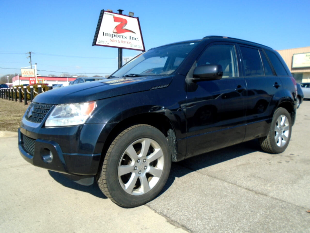 2011 Suzuki Grand Vitara Limited 4WD