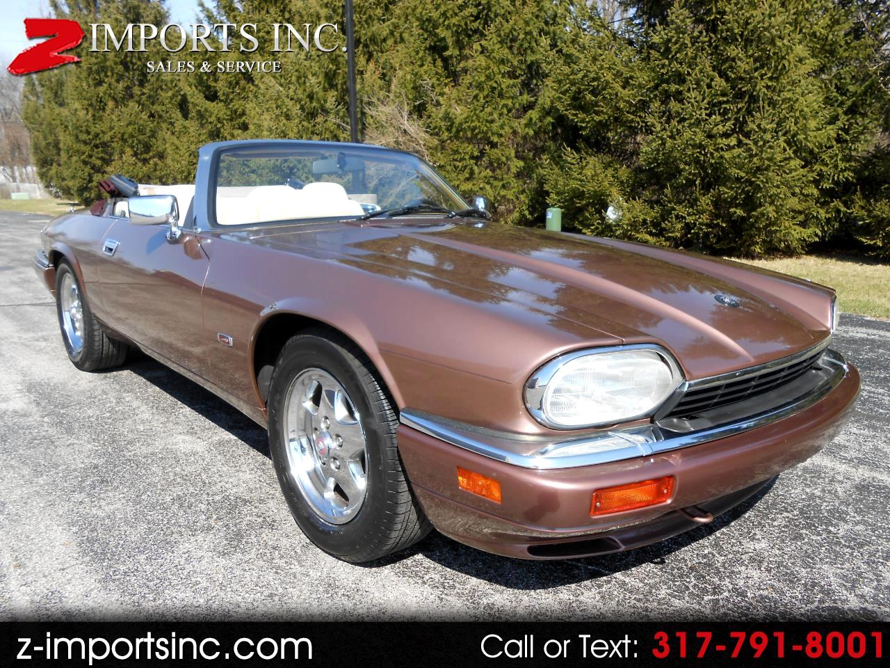 1995 Jaguar XJS 4.0L convertible