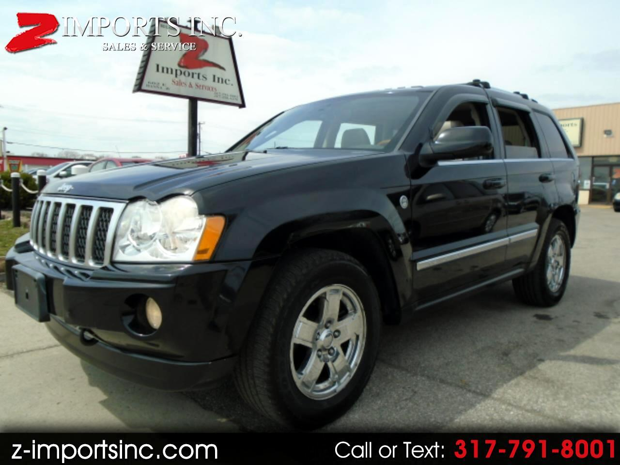 2007 Jeep Grand Cherokee Overland 4WD