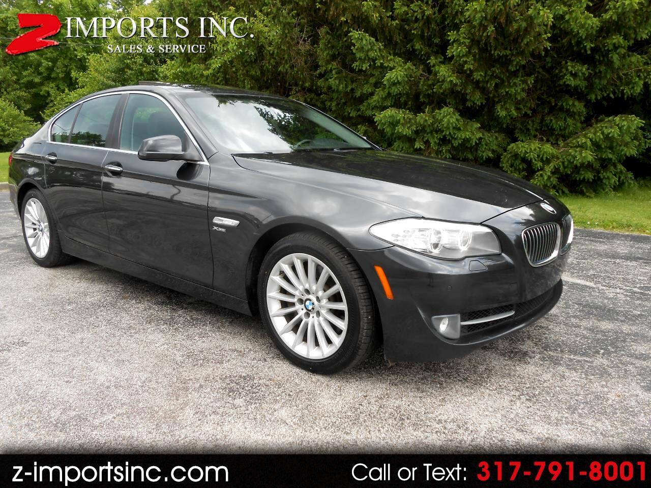 2011 BMW 5-Series 535xi