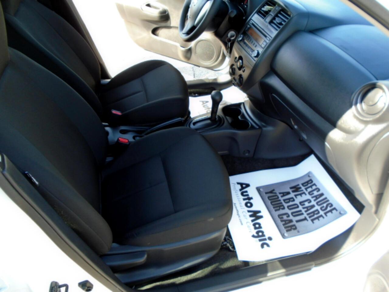 2016 Nissan Versa 1.6 S 4A