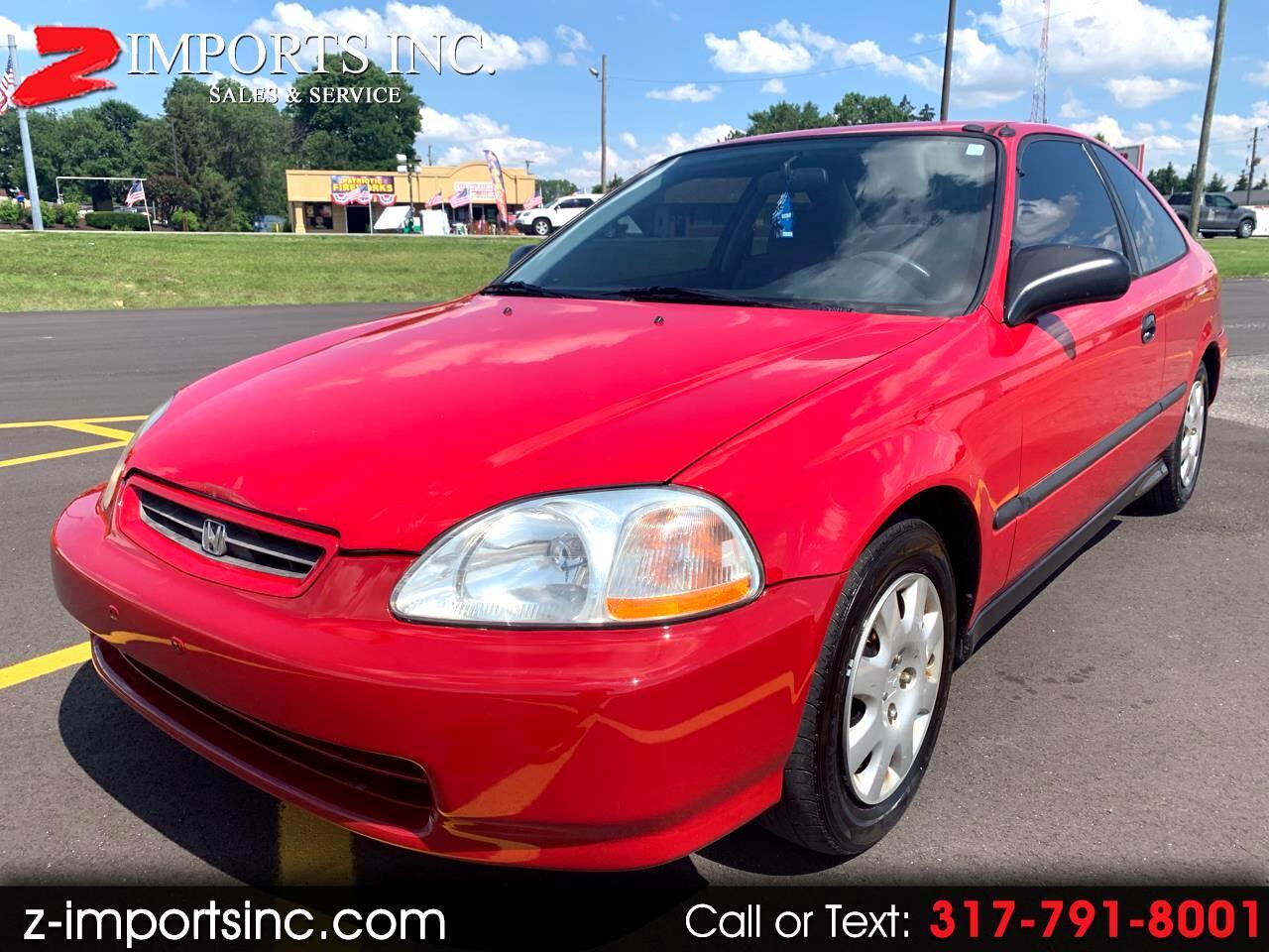1998 Honda Civic DX coupe