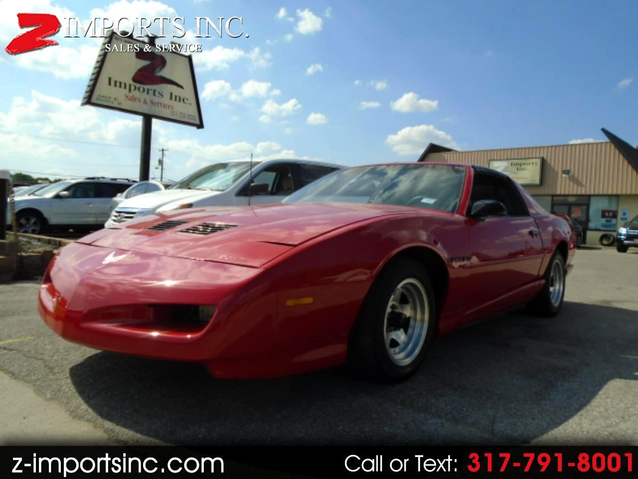 1991 Pontiac Firebird Coupe