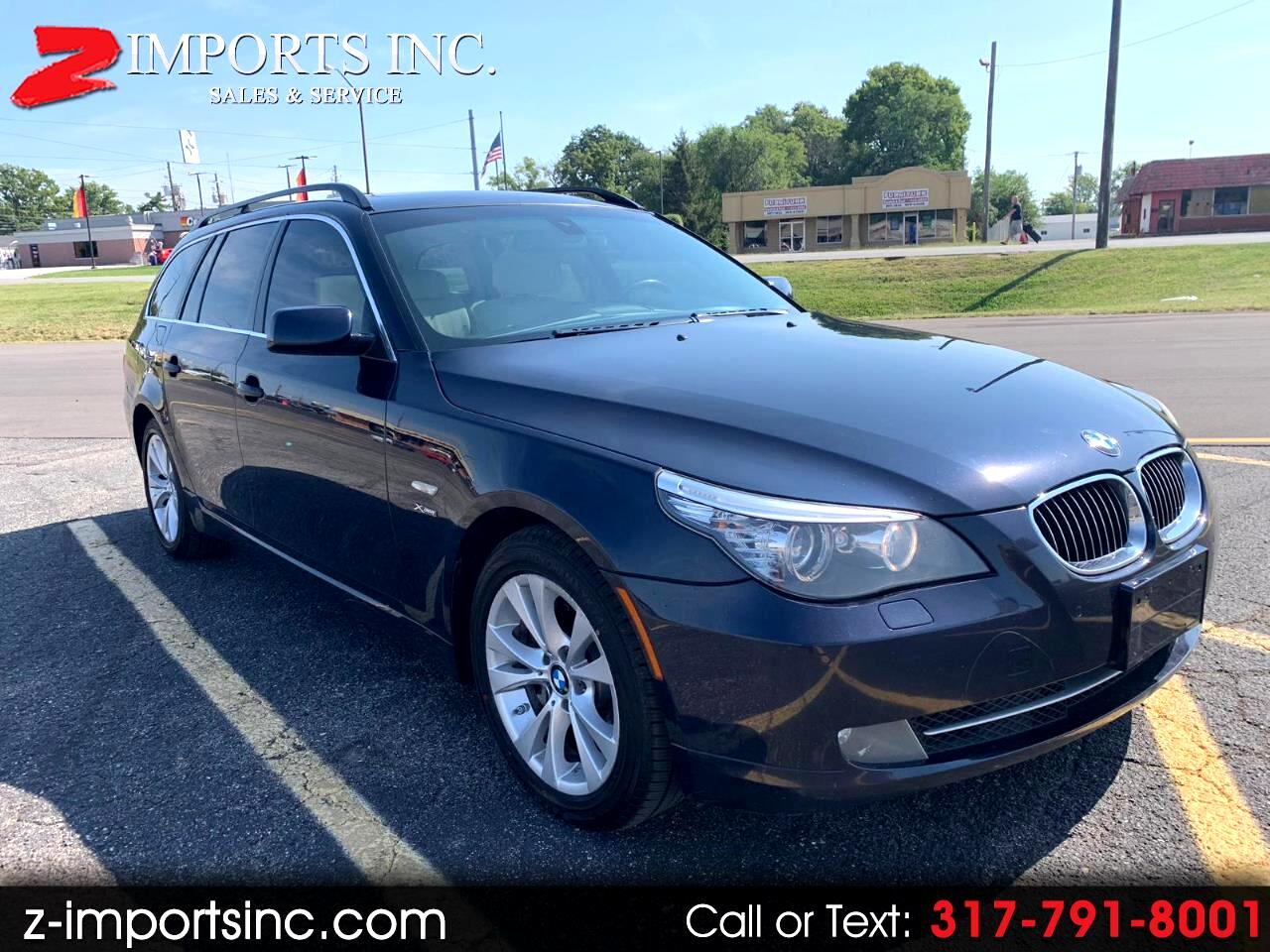 2009 BMW 5-Series Sport Wagon 535xi