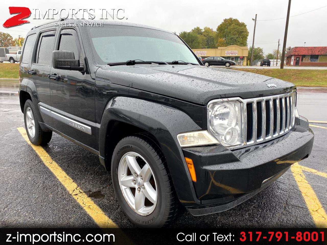 Jeep Liberty Limited 2011