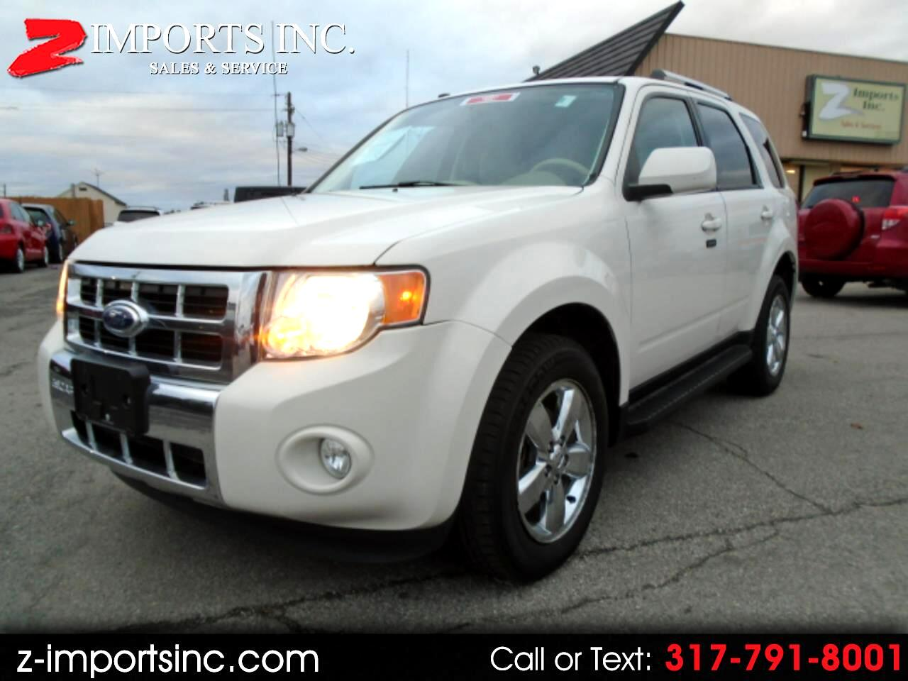 Ford Escape Limited 4WD 2010