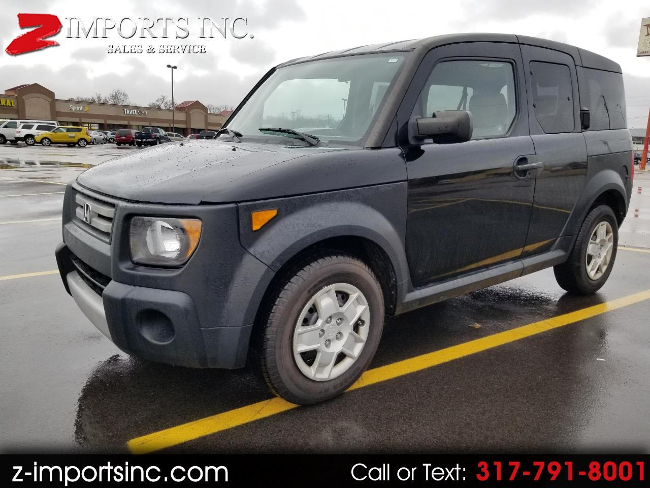 Honda Element LX 4WD AT 2008