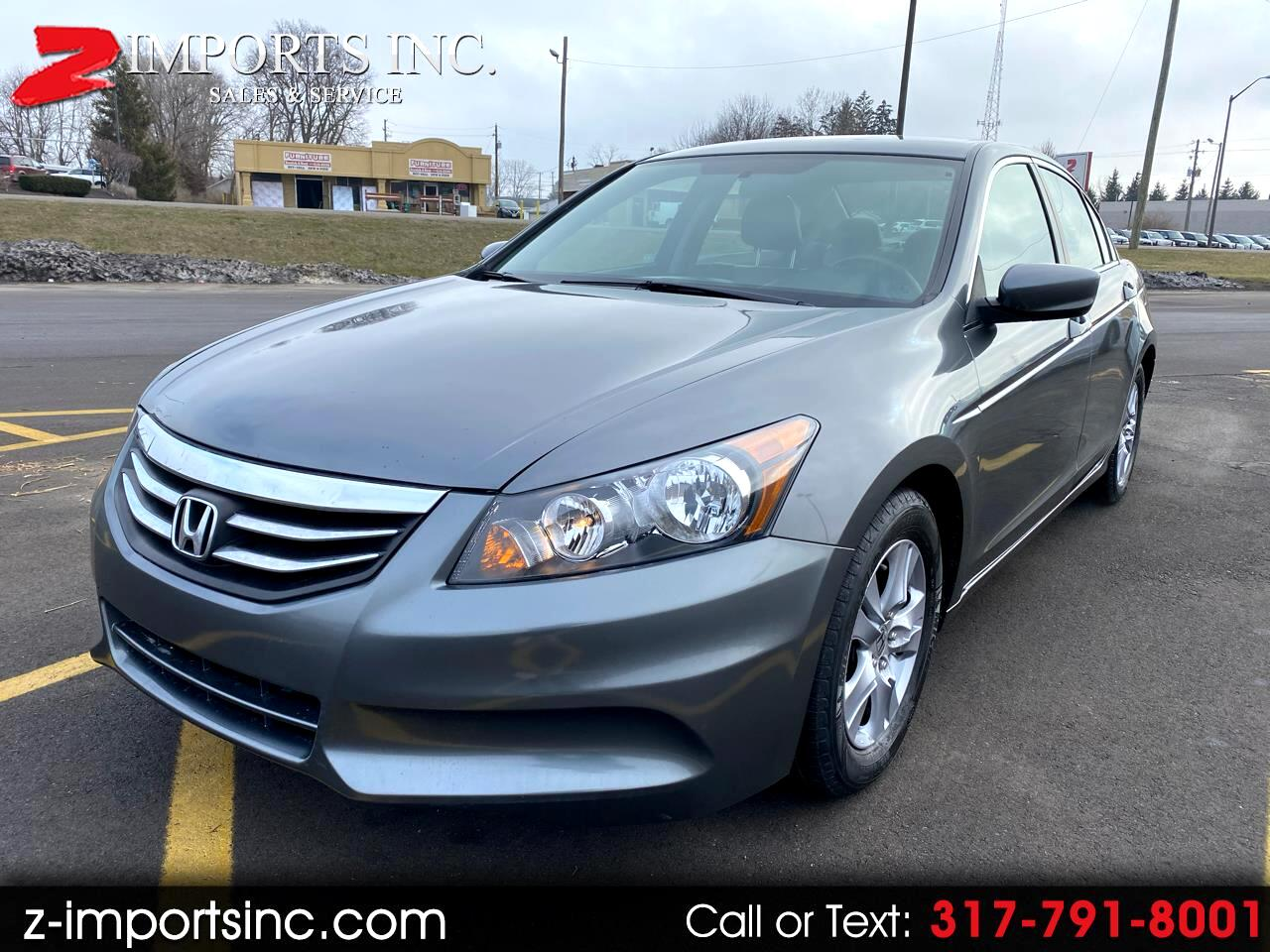 Honda Accord SE Sedan AT 2012