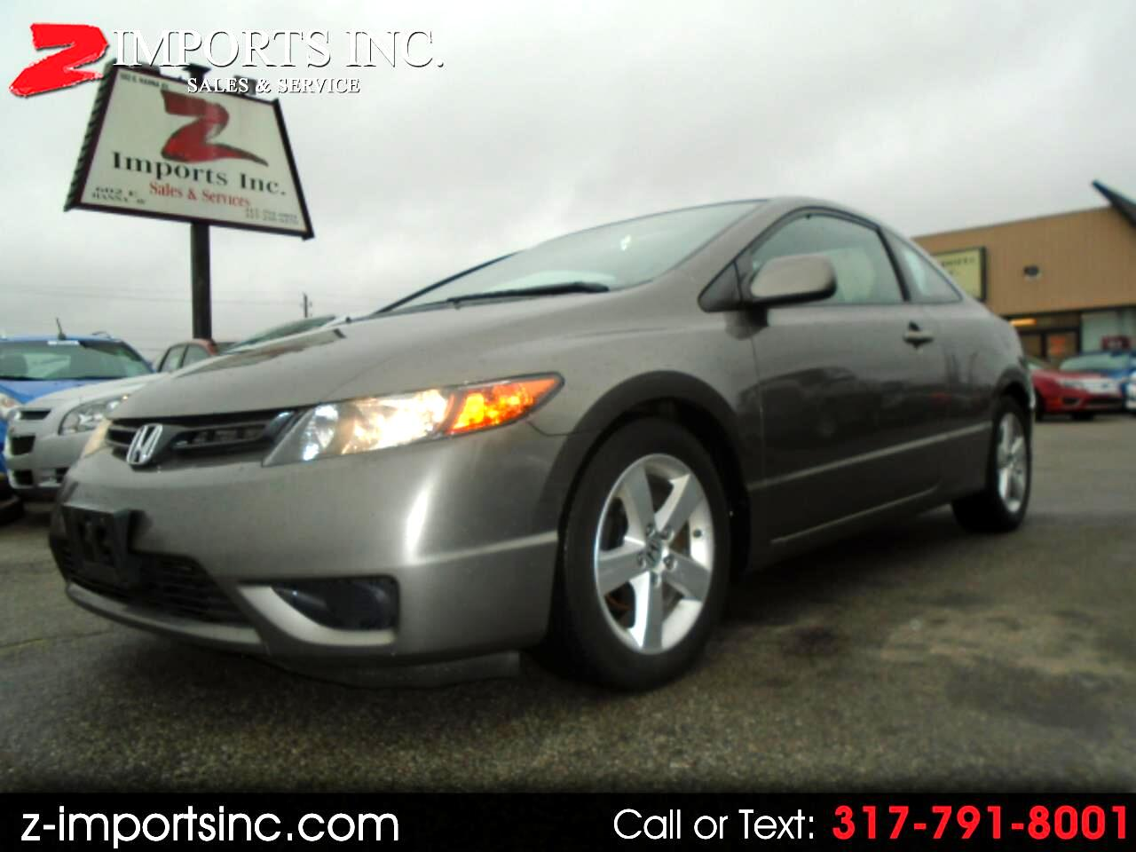 Honda Civic EX Coupe AT 2008