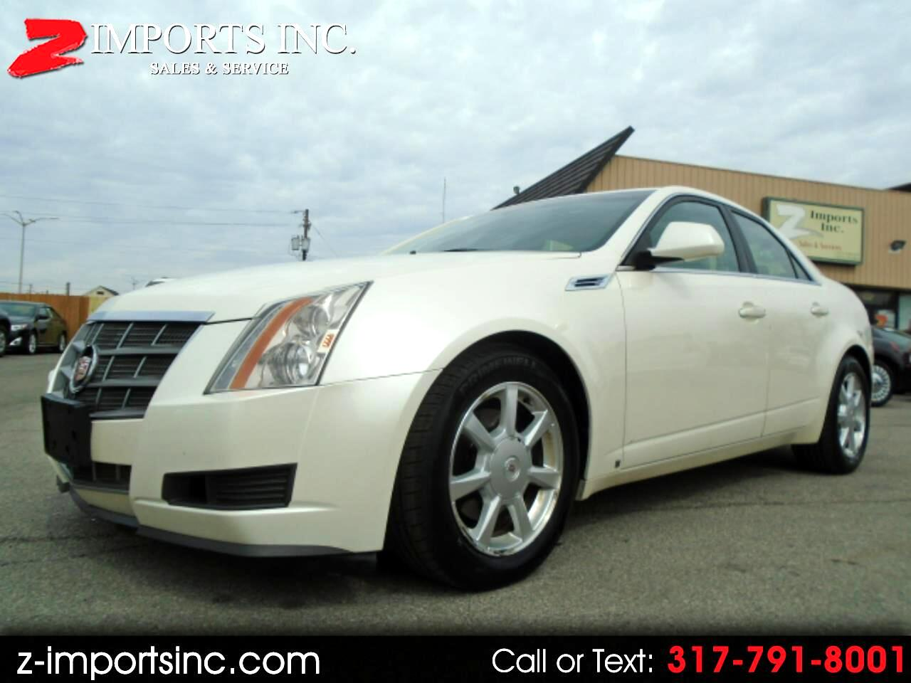 Cadillac CTS 3.6L SFI with Navigation 2009