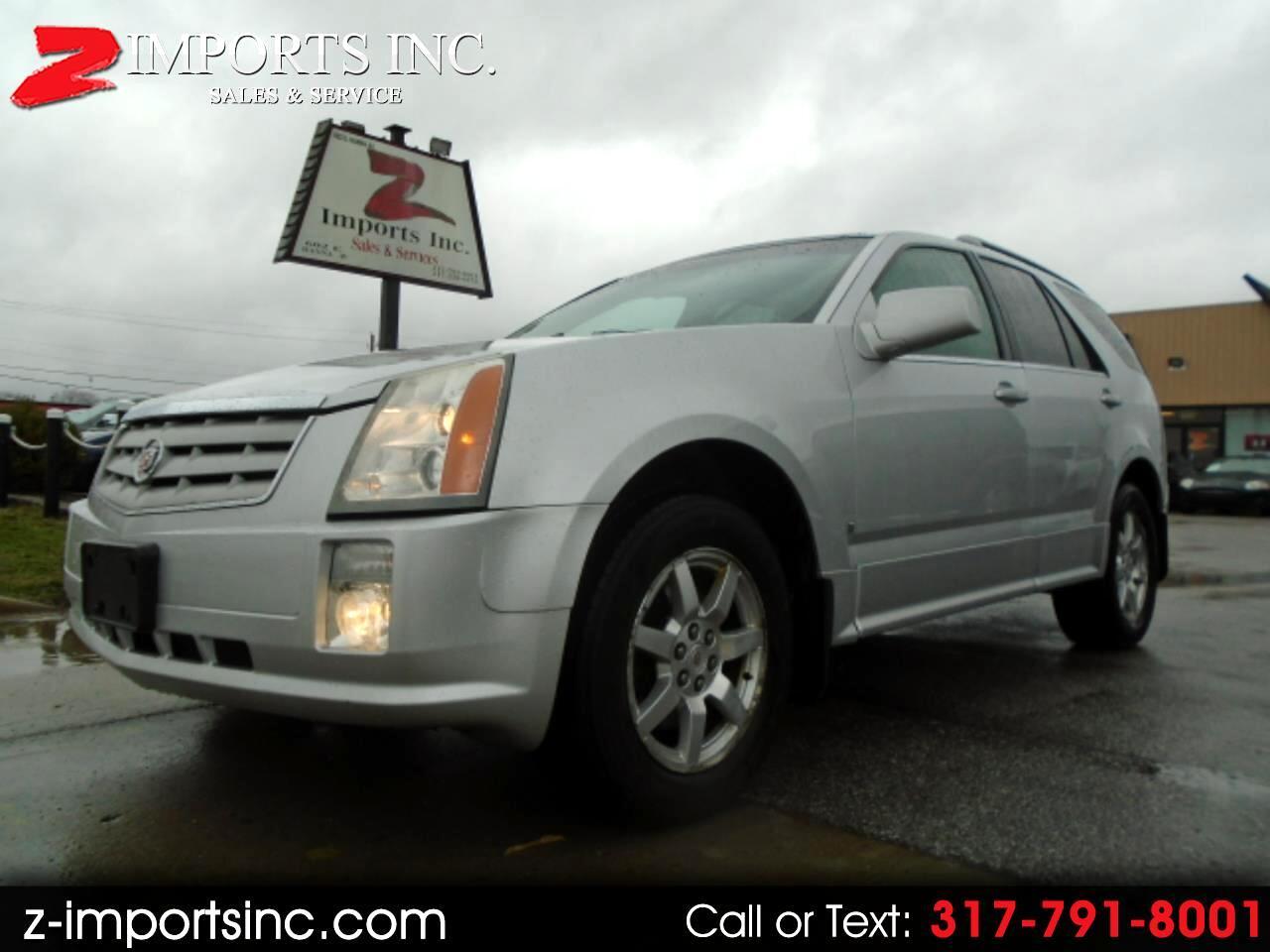 Cadillac SRX V6 AWD 2009