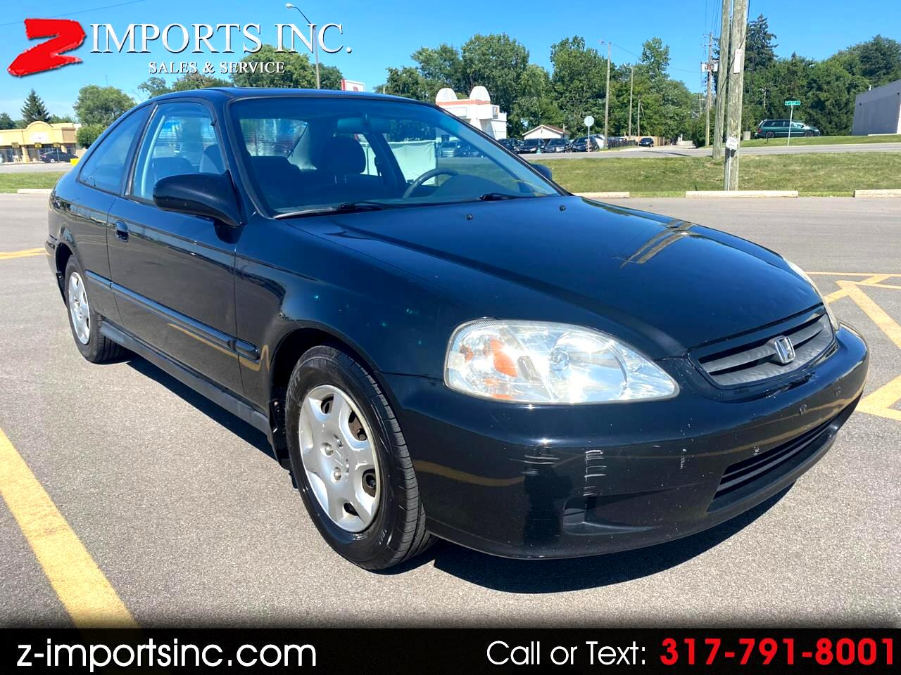 Honda Civic EX coupe 1999