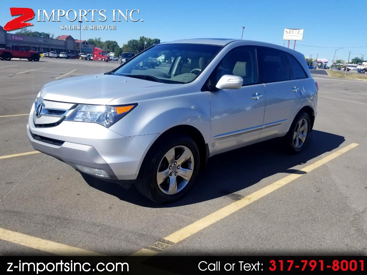 Acura MDX Sport Package 2009