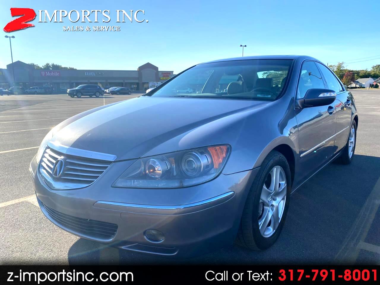 Acura RL SH AWD with Navigation System 2006