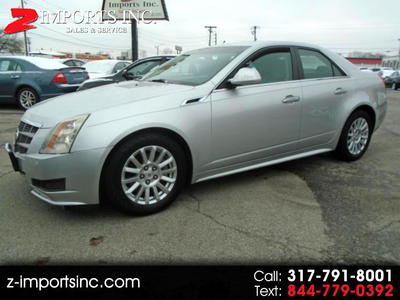 Cadillac CTS 3.0L Base 2011
