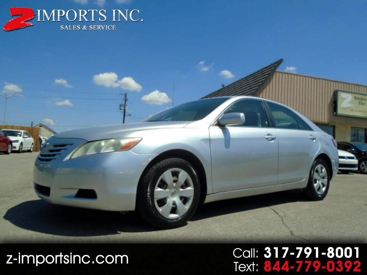 Toyota Camry LE 5-Spd AT 2007