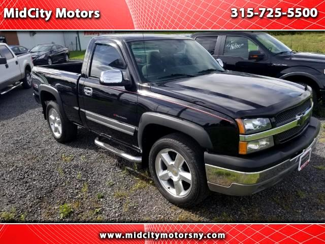 2004 Chevrolet Silverado 1500 Z71 Short Bed 4WD
