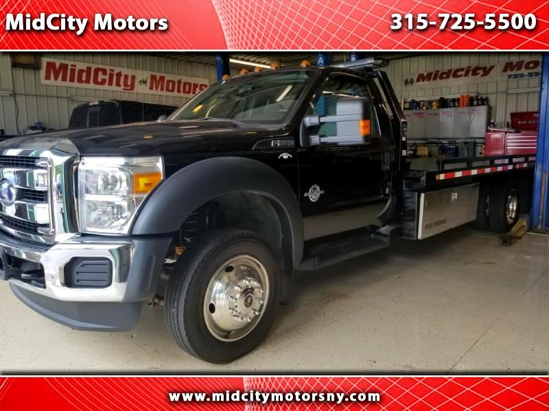 Ford F-550 Regular Cab DRW 2WD 2016