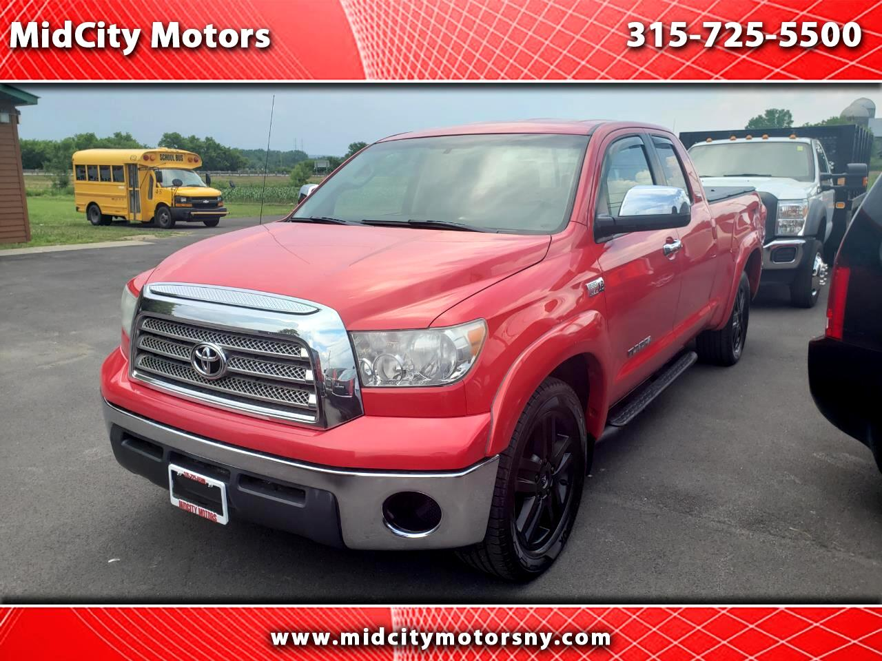 Toyota Tundra SR5 Double Cab 6AT 4WD 2007
