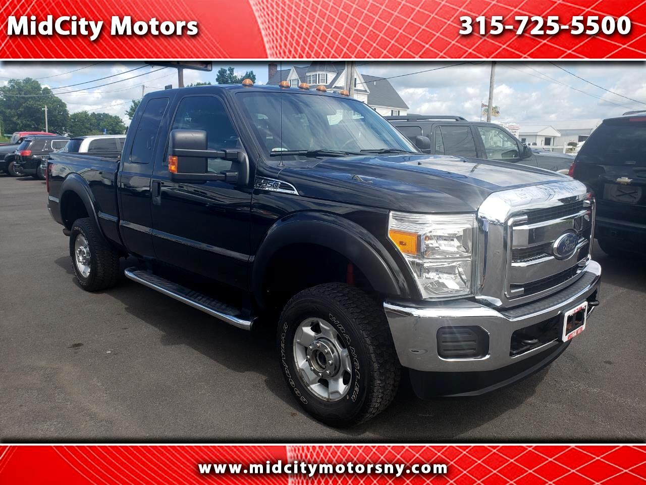 Ford F-350 SD XLT SuperCab 4WD 2012