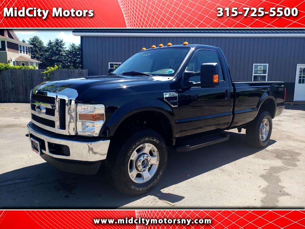 Ford F-350 SD XLT 4WD 2010