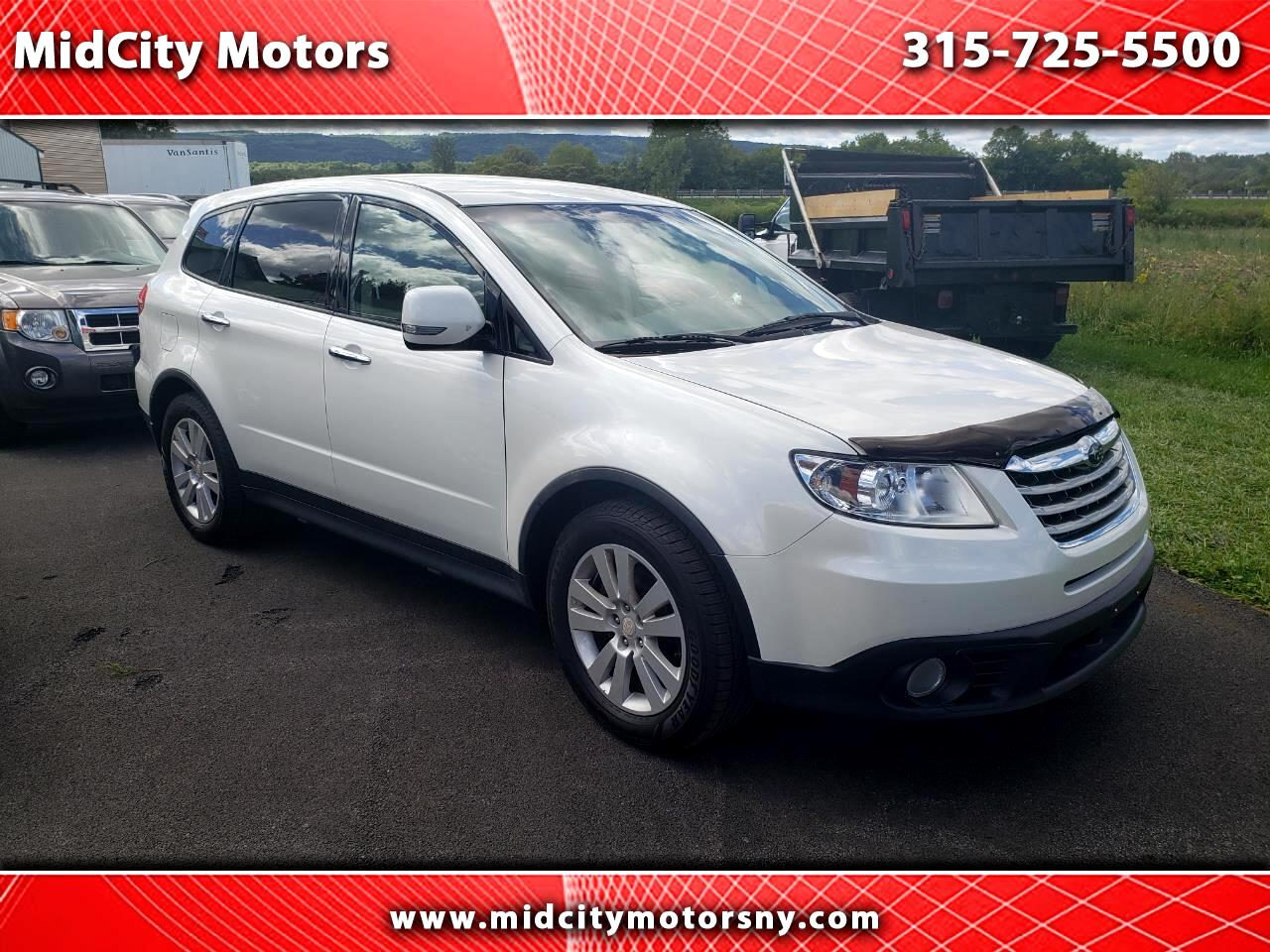 Subaru Tribeca Limited 2010