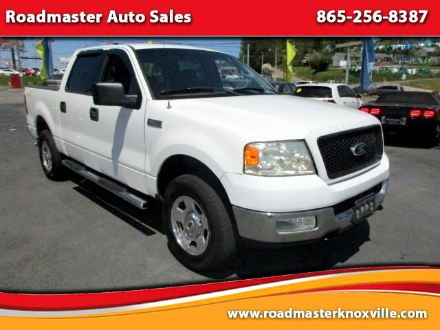 2004 Ford F-150 XLT SuperCrew 4WD