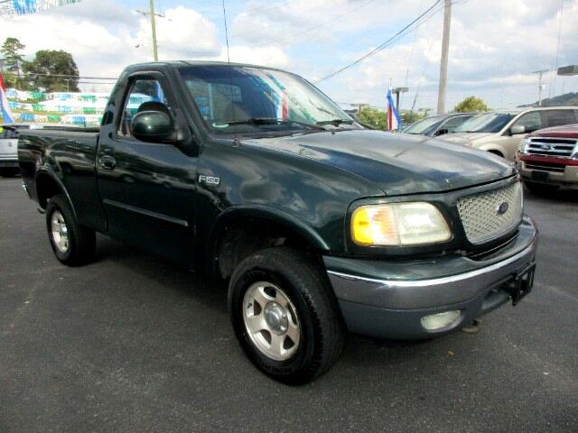2001 Ford F-150 XLT Short Bed 4WD