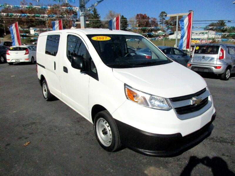 2017 Chevrolet City Express LS