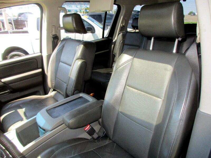 2006 Nissan Armada LE 4WD