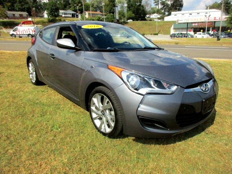 Roadmaster Auto Sales >> Used 2016 Hyundai Veloster Base 6at For Sale In Knoxville Tn