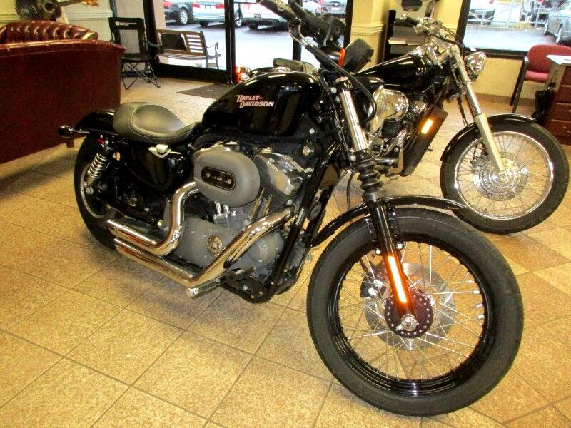 Harley-Davidson XL1200N  2007