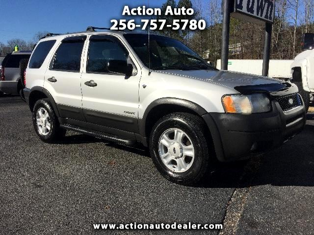 Ford Escape 2WD 4dr V6 Auto XLT Sport 2002
