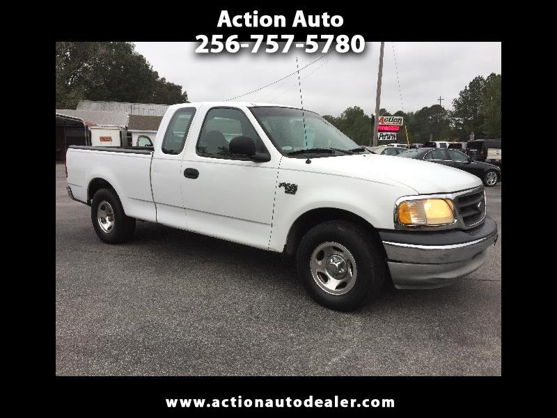 "Ford F-150 2WD Supercab 163"" XL 2000"