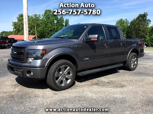 Ford F-150 FX2 SuperCrew 6.5-ft. Bed 2WD 2013