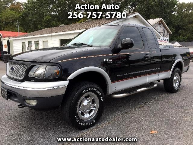 1999 Ford F-150 4WD SuperCab 145