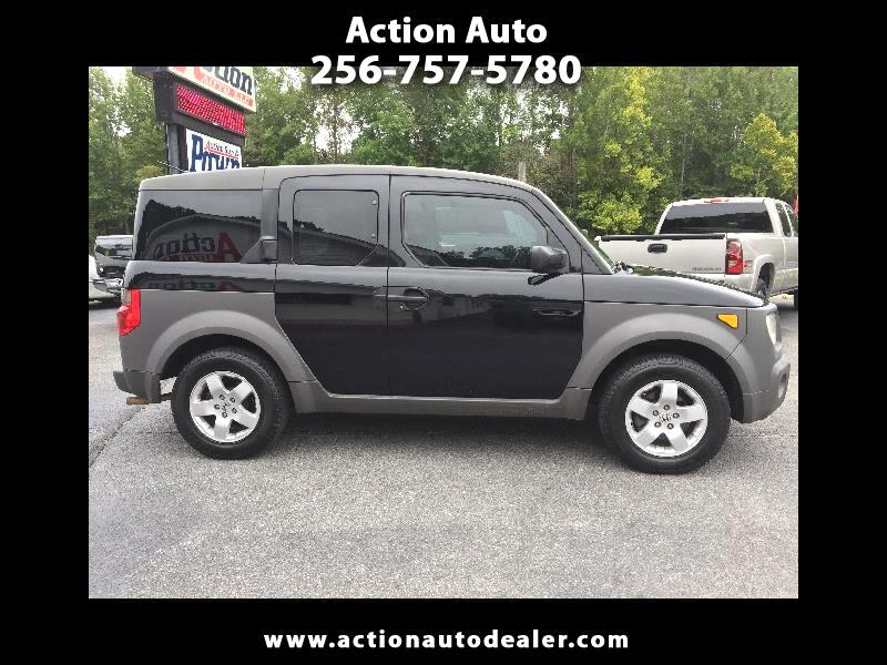 2003 Honda Element EX 4WD AT with Navigation System