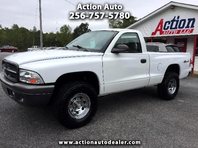 2002 Dodge Dakota SXT 4WD