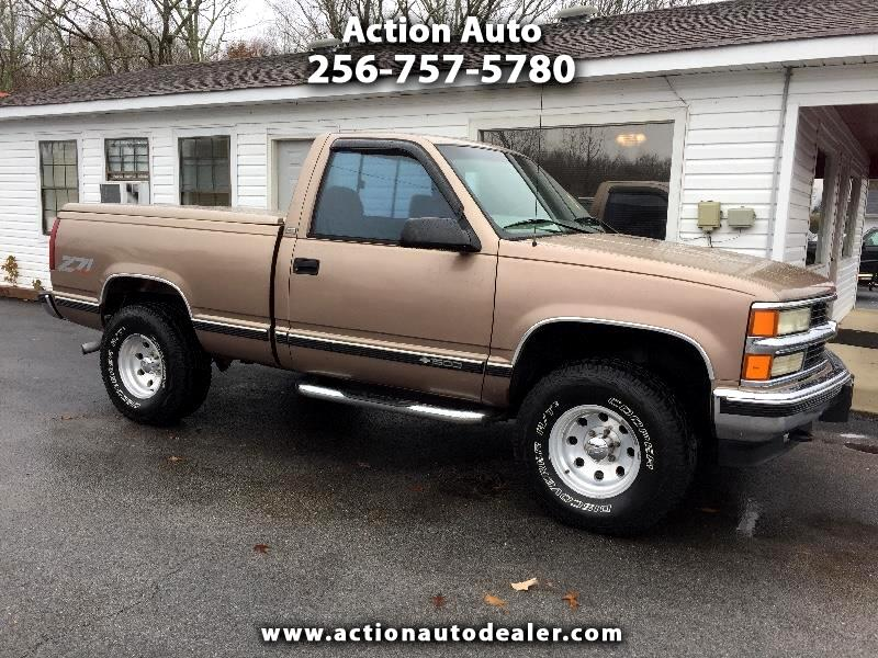 1997 Chevrolet C/K 1500 Reg. Cab 6.5-ft. Bed 4WD