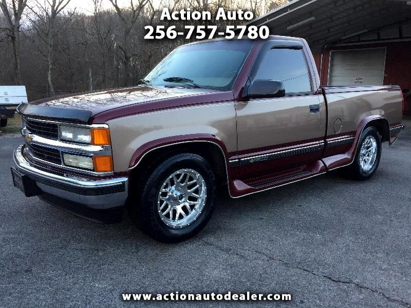 1995 Chevrolet C/K 1500 Reg. Cab 6.5-ft. bed 2WD