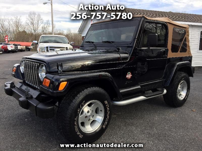 2000 Jeep Wrangler Sahara