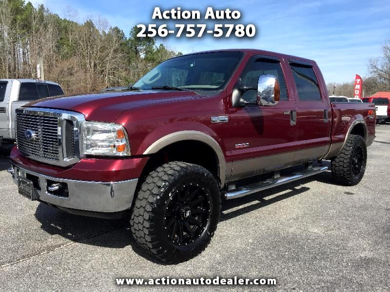 2006 Ford F-250 SD Crew Cab 4WD