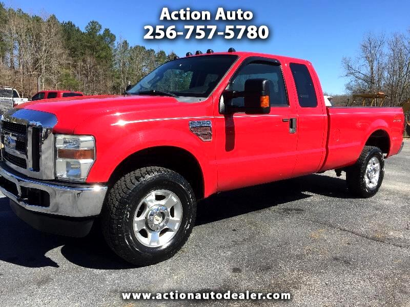 Ford F-350 SD FX4 SuperCab 4WD 2009