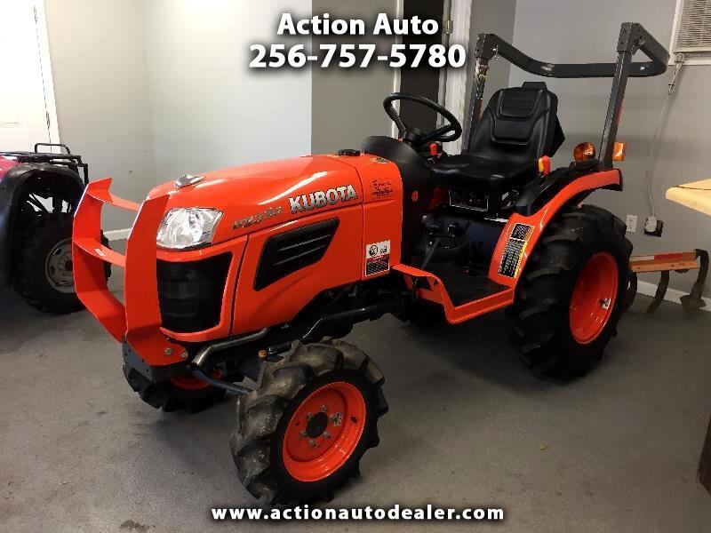 Kubota Tractor  2016