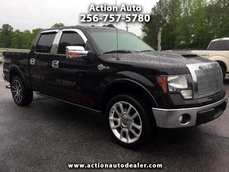 2010 Ford F150 SuperCrew 4wd Harley Davidson Edition